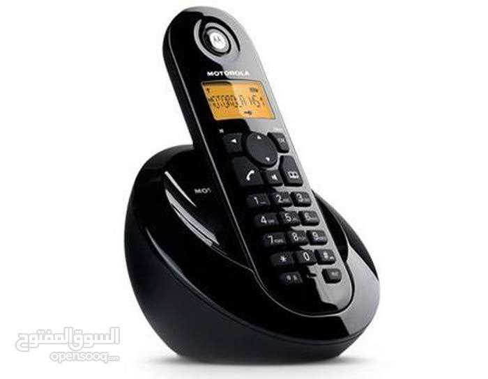 هاتف6موتورولا لاسلكي C601