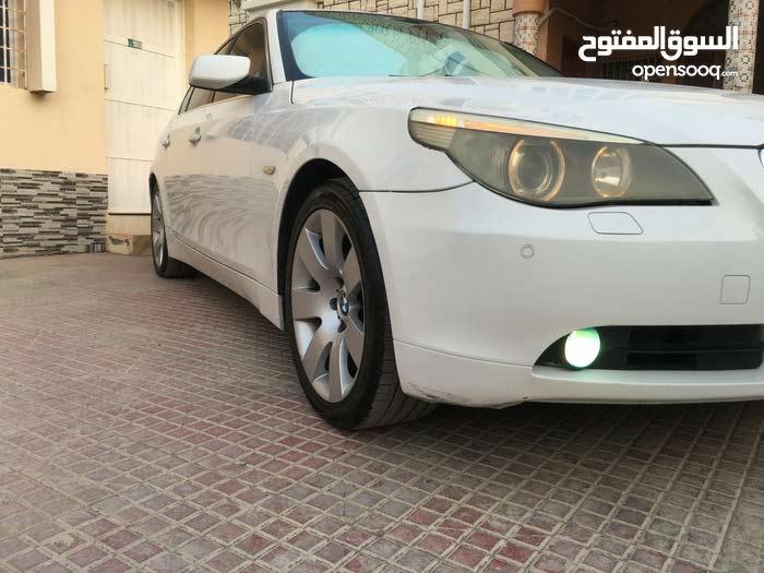 للبيع او البدل BMW 530