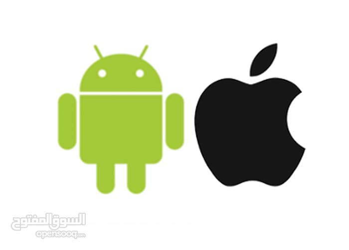 تطبيقات الهواتف الذكية (Android , IOS )