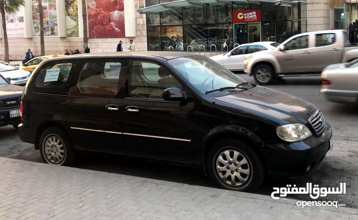 Used condition Kia Carnival 2003 with 130,000 - 139,999 km mileage