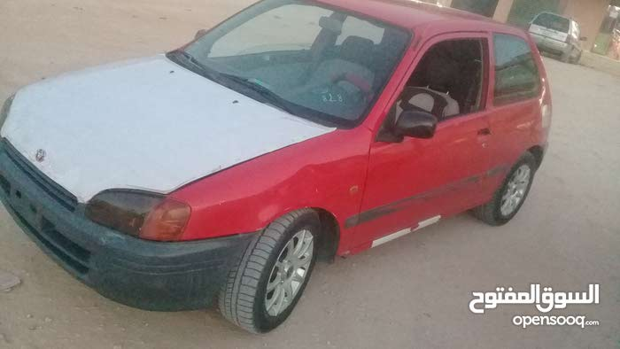 Manual Red Toyota 2008 for sale