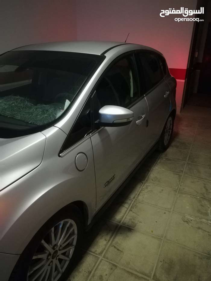 Beige Ford C-MAX 2013 for sale
