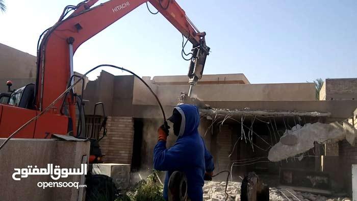 تفليش ترميم بناء وكل مايخص امور المنزل من بناء او ترميم وارضيات وجدران وسقوف