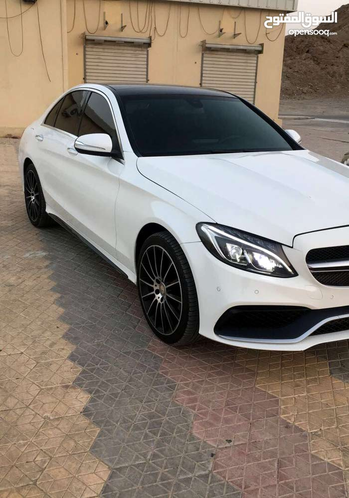 Used 2015 Mercedes Benz C 200 for sale at best price