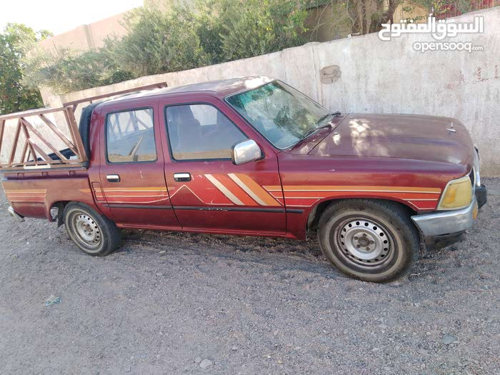Manual Used Toyota Other