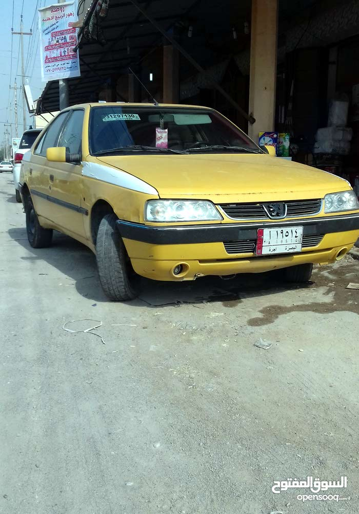 Used condition Peugeot 405 2012 with 10,000 - 19,999 km mileage