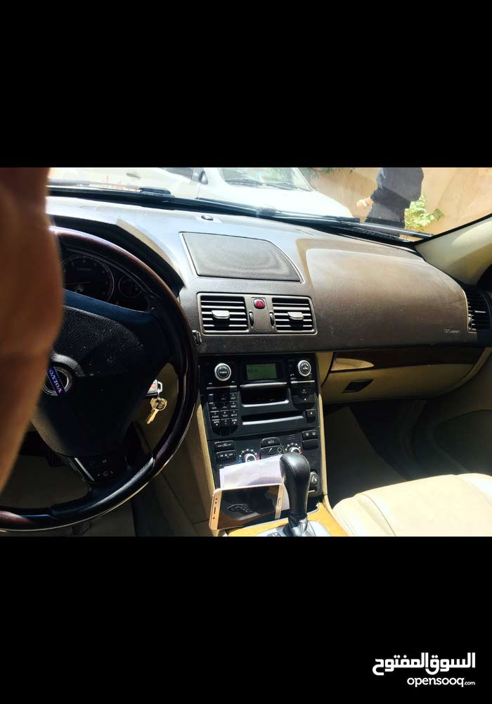 Automatic Volvo XC90 for sale
