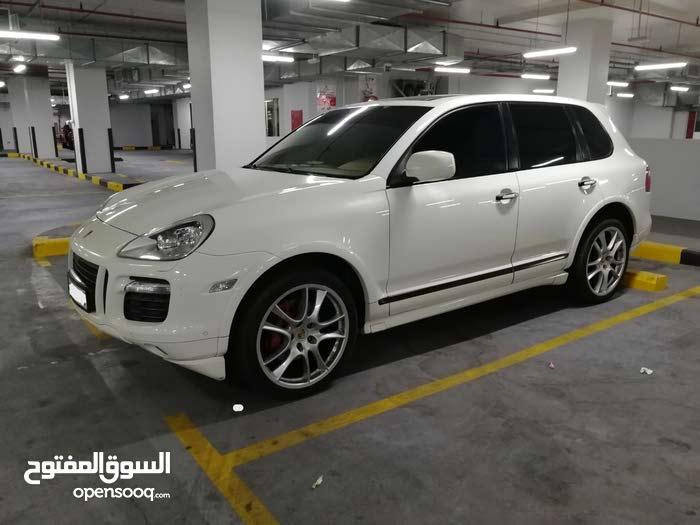 Porsche Cayenne Used in Abu Dhabi