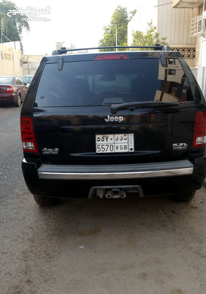 Jeep Grand Cherokee car for sale 2006 in Jeddah city