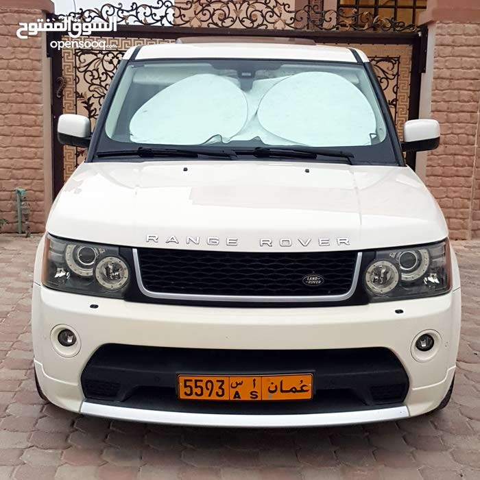 Used condition Land Rover Range Rover Sport 2010 with +200,000 km mileage