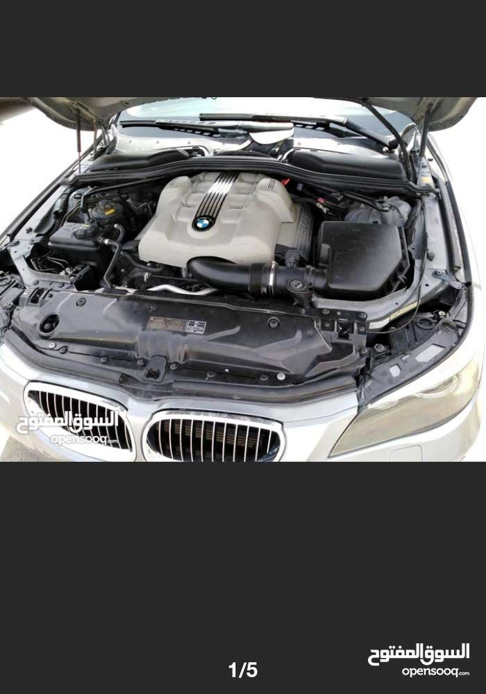 BMW 545 car is available for sale, the car is in Used condition