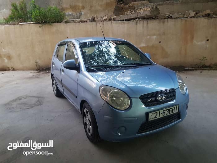 Automatic Blue Kia 2009 for sale