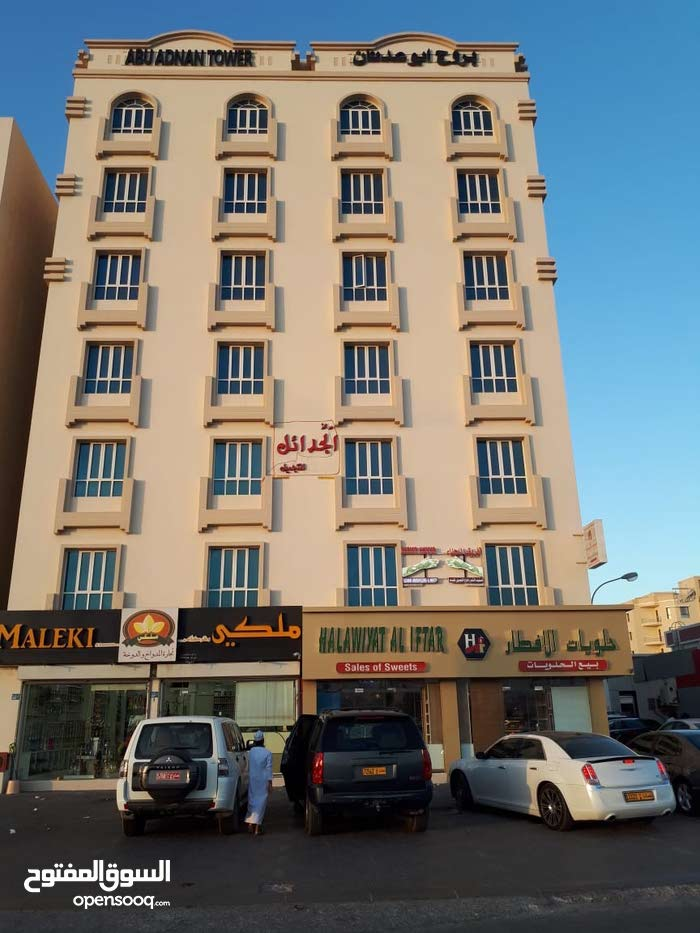80 sqm  apartment for rent in Seeb