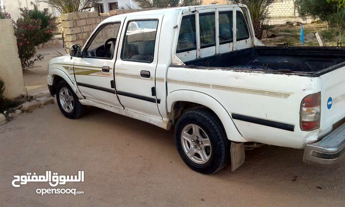 White Toyota Other 2005 for sale