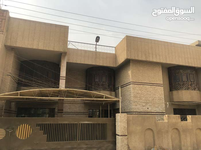 neighborhood Baghdad city - 320 sqm house for sale