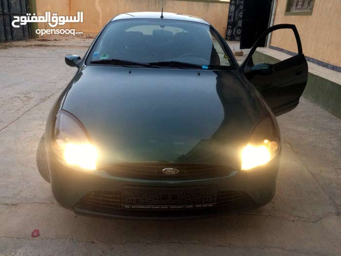 Ford Puma car for sale 1996 in Al-Khums city