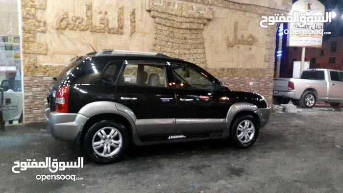 Used Hyundai Tucson for sale in Zarqa