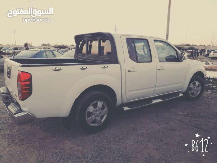 km mileage Nissan Navara for sale