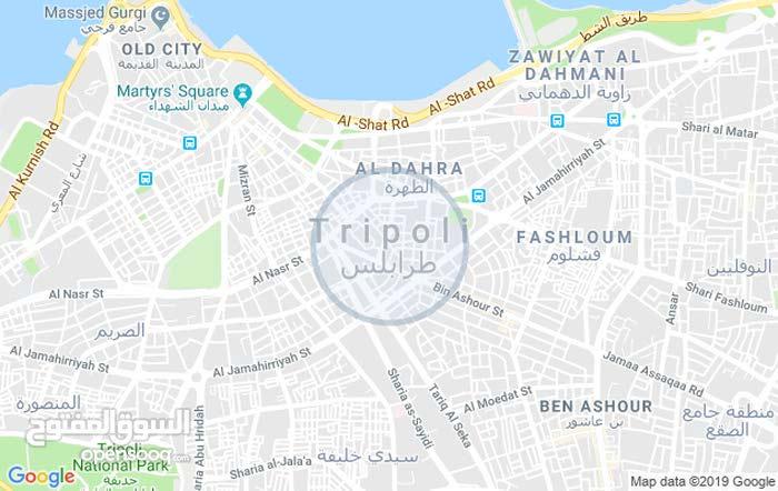 شقة للبيع في طرابلس شارع عزمي