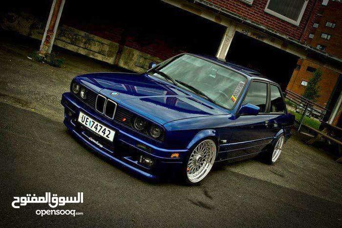 Automatic BMW 520 1989