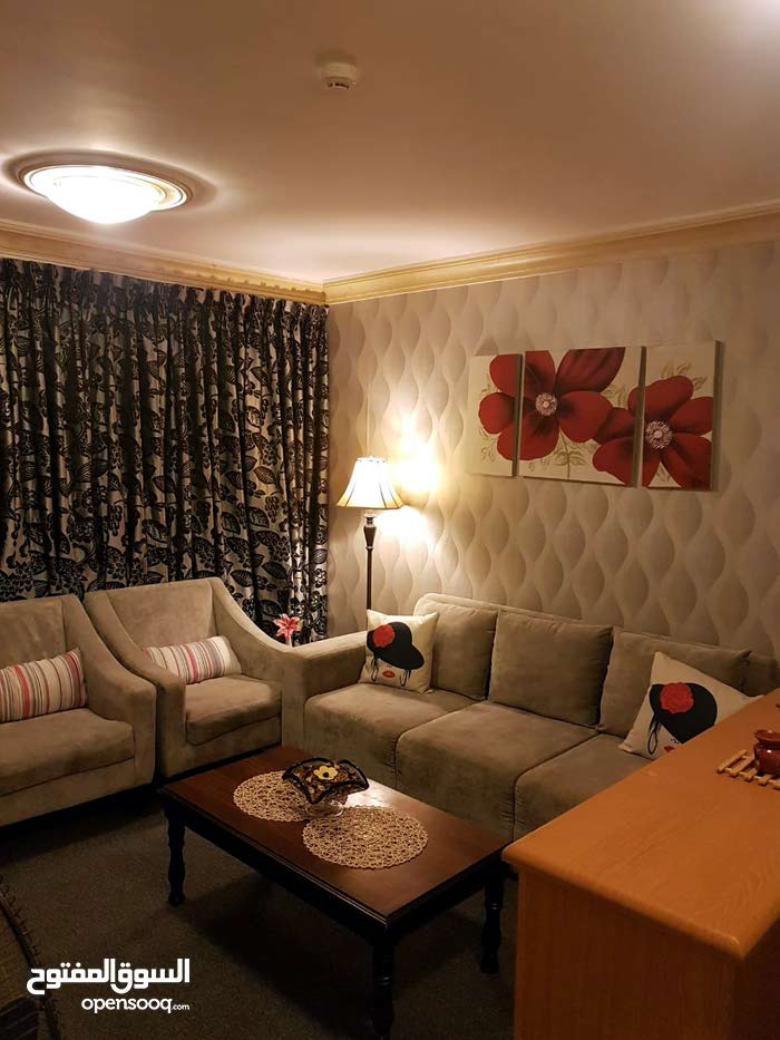 1 rooms  apartment for sale in Amman city Jubaiha