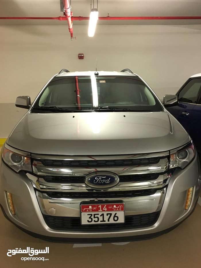 Ford Edge in Abu Dhabi