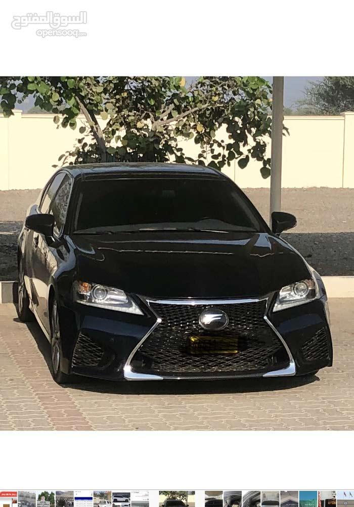 Lexus GS car for sale 2013 in Sohar city