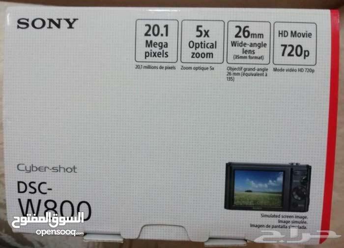 كاميرا سوني جديدة للبيع