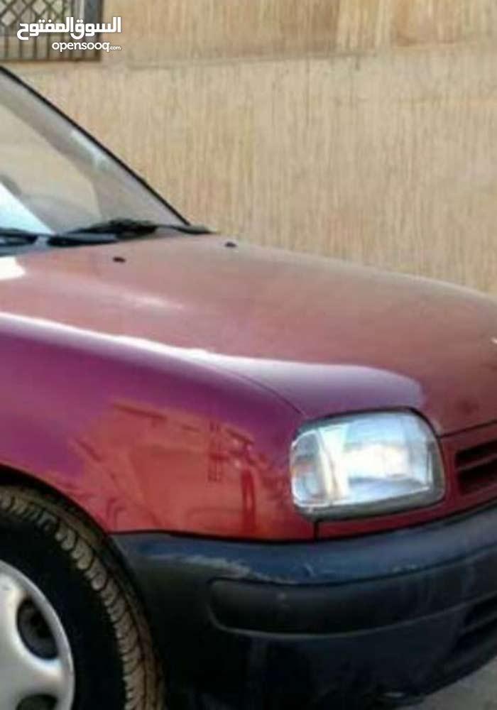 Nissan Micra in Benghazi