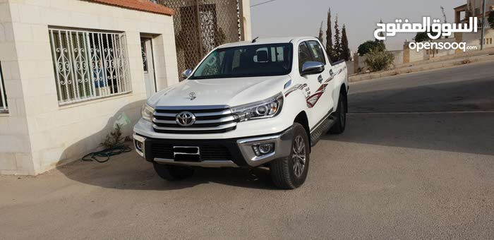 Toyota Hilux for sale, New and Automatic