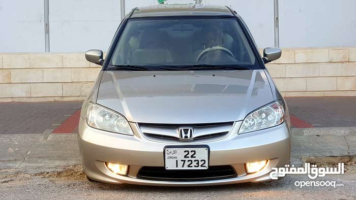 2005 Used Honda Civic for sale