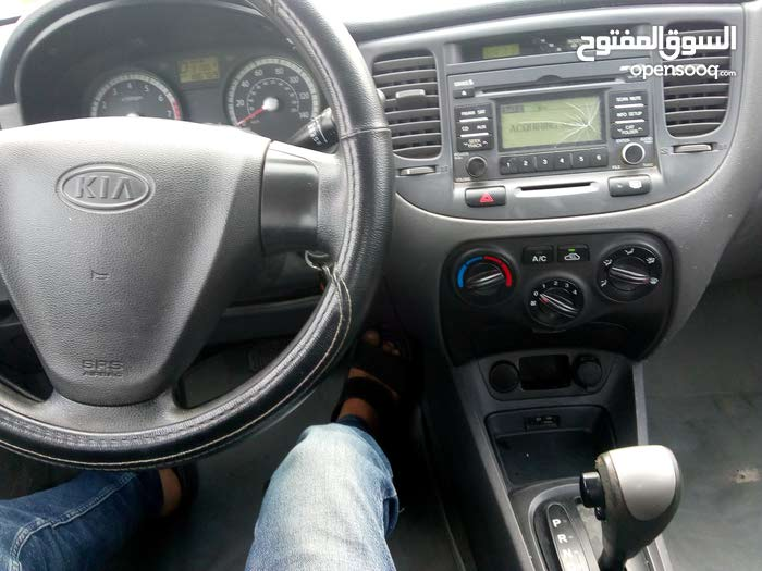 Gasoline Fuel/Power   Kia Rio 2007