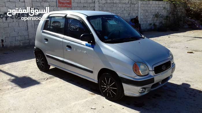 Automatic Kia 2004 for sale - New - Tripoli city