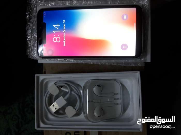 iPhone x colon