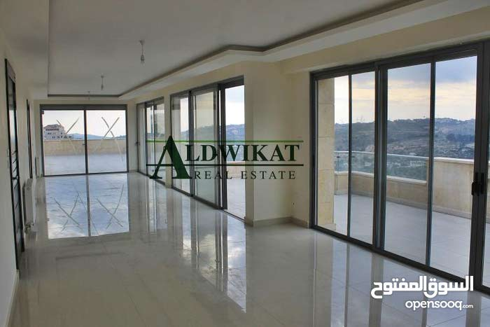 Best price 412 sqm apartment for rent in AmmanAl Kursi