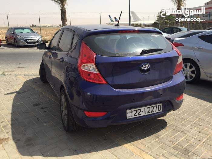 Used condition Hyundai Accent 2012 with 90,000 - 99,999 km mileage