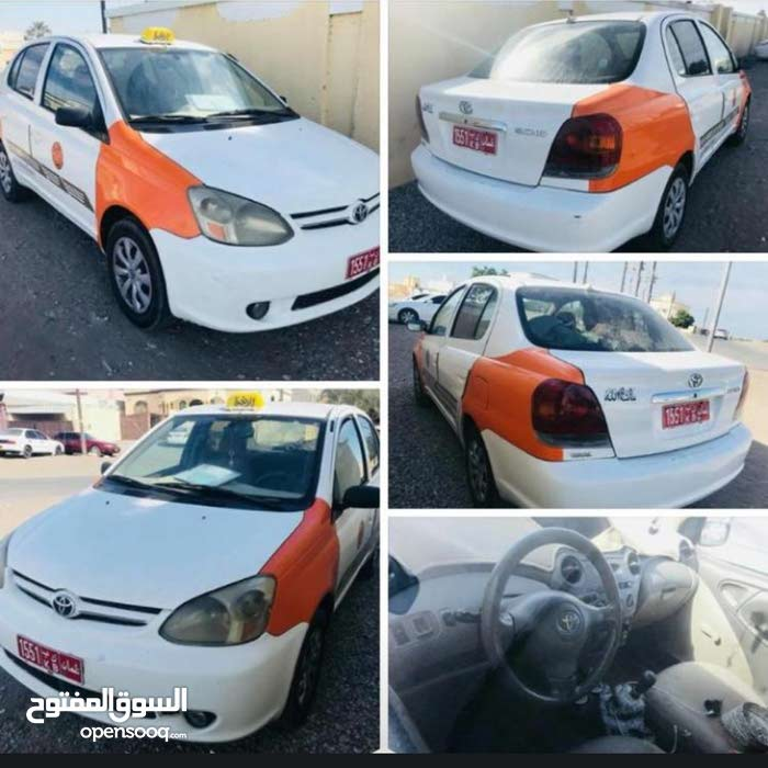 Toyota Echo car for sale 2005 in Al Masn'a city