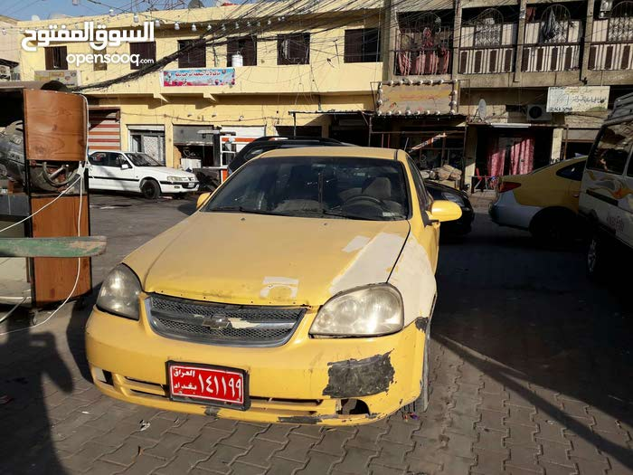 For sale Chevrolet Optra car in Baghdad