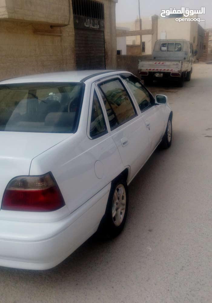 White Daewoo Cielo 1996 for sale