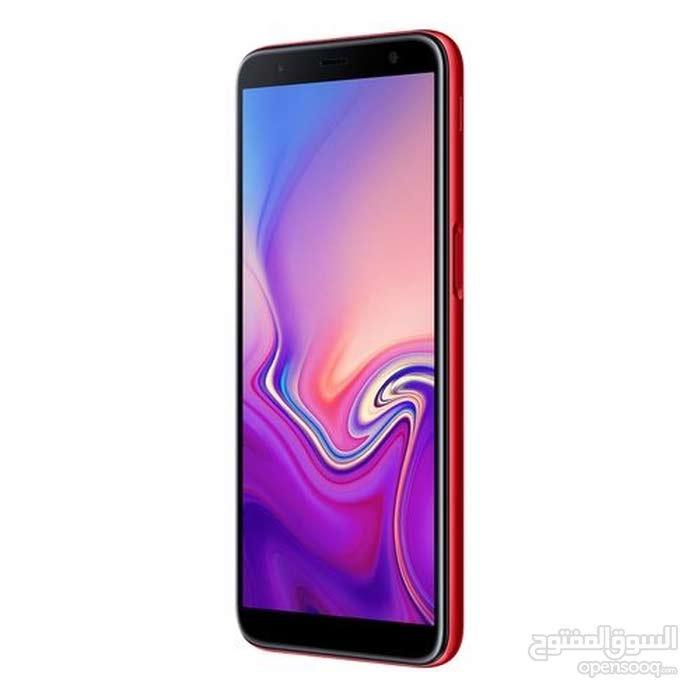 Samsung Galaxy J6+ موبايل - 6.0 بوصة - 32 جيجا - 4G رام