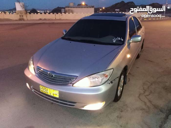 Available for sale!  km mileage Toyota Camry 2003