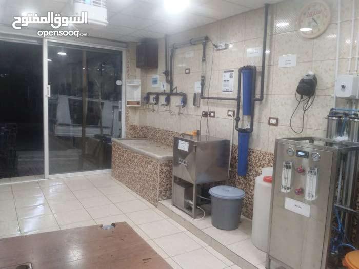 محطة معالجة مياه صحية ( تعبئة قوارير )