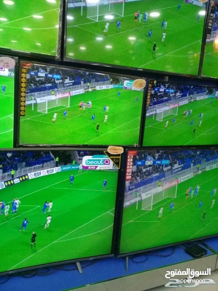 عروض شاشات التلفزيون اعلا المواصفات اسمارت واي فاي