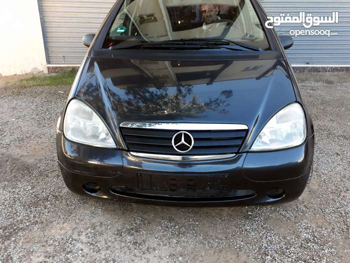 Used condition Mercedes Benz A 140 2000 with 0 km mileage