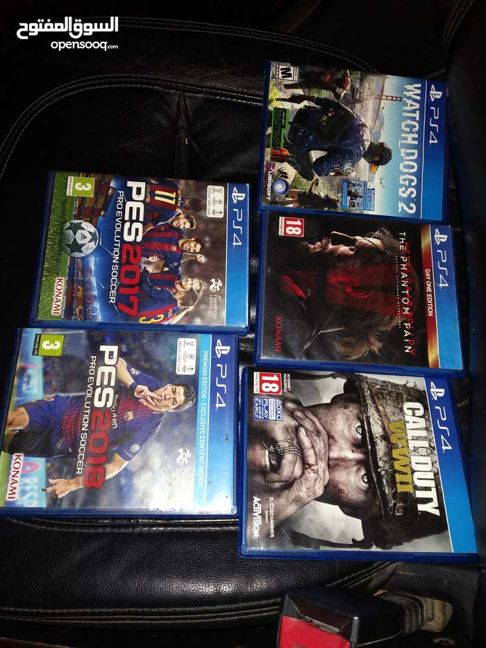 Ps4 Games. For sale.