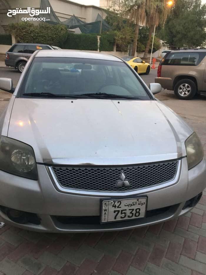 +200,000 km Mitsubishi Galant 2010 for sale