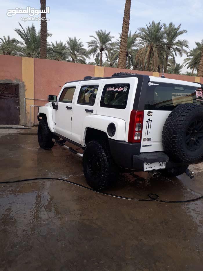 Hummer H3 car for sale 2007 in Babylon city