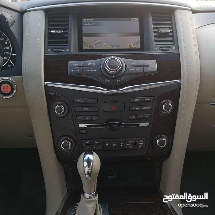 80,000 - 89,999 km Nissan Patrol 2016 for sale