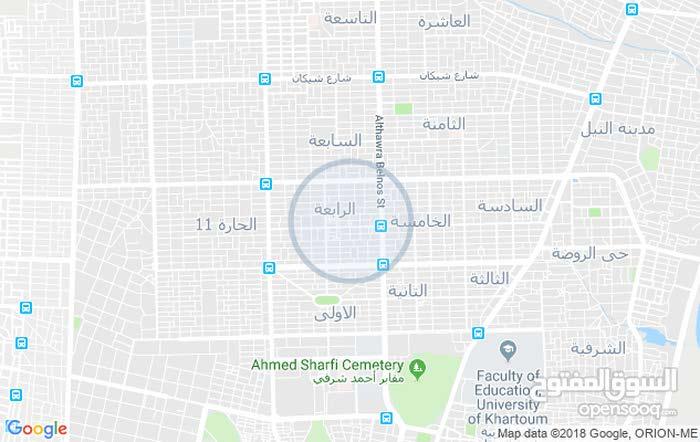 للبيع منزل امدرمان الثوره الحاره الرابعه المساحه 300 م