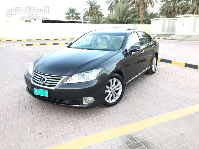 Lexus ES 2011 For sale - Grey color